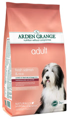 Arden Grange Adult Salmon Dog Food