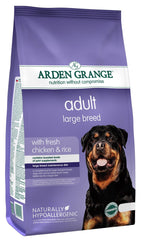 Arden Grange Adult Large Breed Dog Food