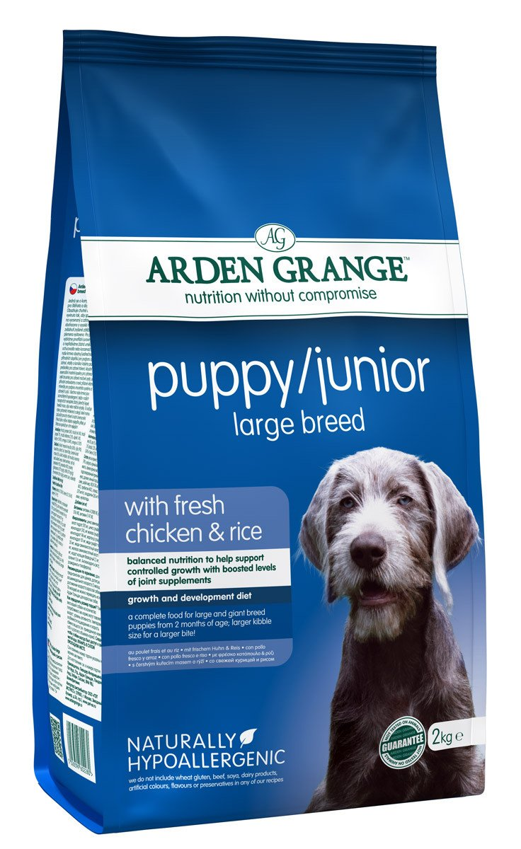 Arden Grange Puppy Large Breed Dog Food