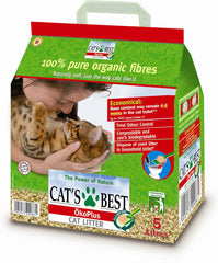 Cats Best OKOPLUS Cat Litter