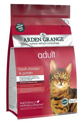 Arden Grange Chicken and Potato Cat Food