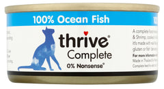 Thrive Ocean Fish 75g