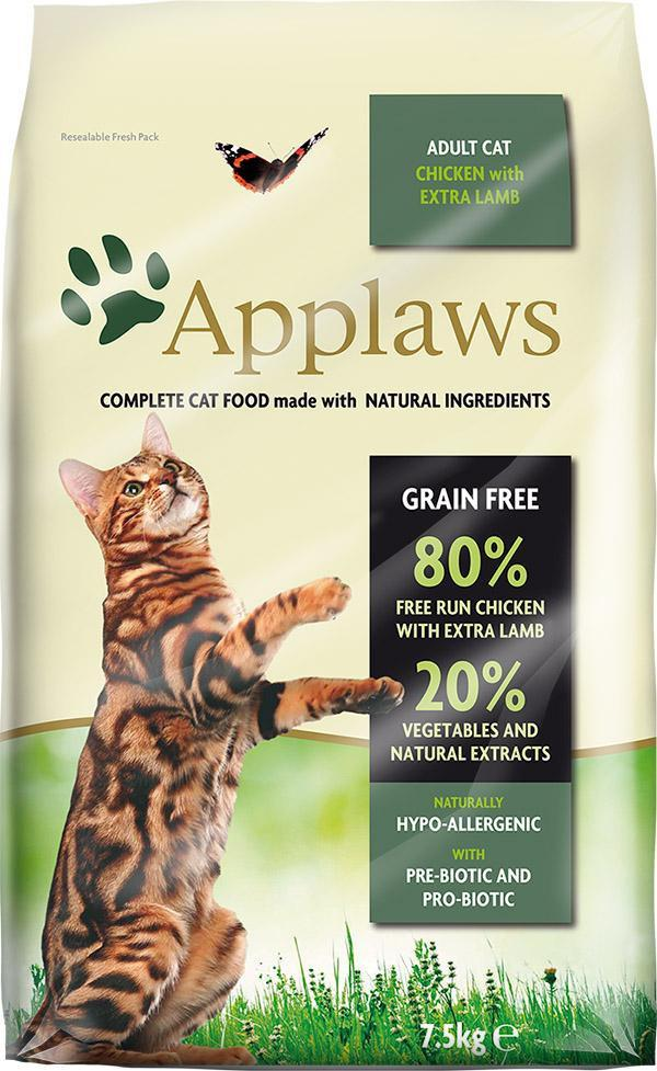 Applaws Chicken with Extra Lamb Cat Food