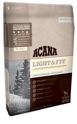 Acana Light & Fit Dog Food