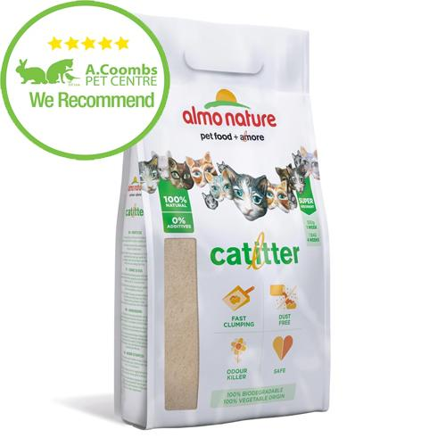 Almo Nature Clumping Cat Litter 2.2kg