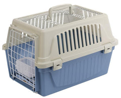 Atlas 10 Cat Carrier With Open Top (Bowl and Cushion Included)