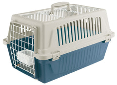 Atlas 20 Cat Carrier With Open Top (Bowl and Cushion Included)