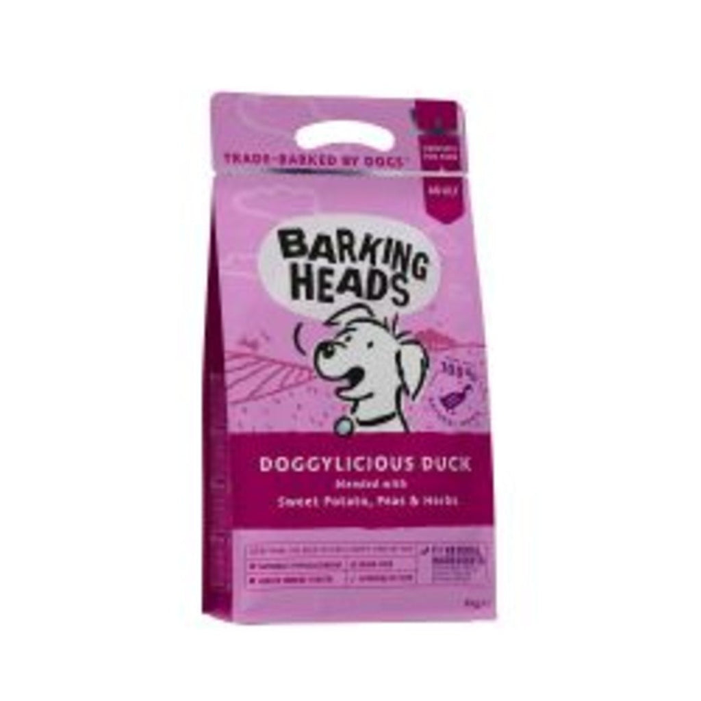 Barking Heads Dogglicious Duck Dog Food
