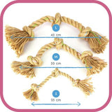 Beco Rope Jungle Triple Knot