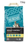 Burns Weight Control Chicken and Oats Dog Food