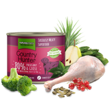 Country Hunter Dog Cans 600g x 6