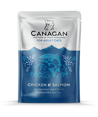 Canagan Chicken and Salmon Wet Pouches 8 x 85g