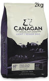 Canagan Light and Senior Grain Free Dog Food