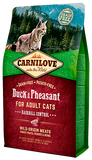Carnilove Duck & Pheasant Hairball Cat Food