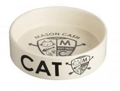 Coat Of Arms Cat Bowl