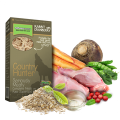 Country Hunter Freeze Dried Dog Food 700g