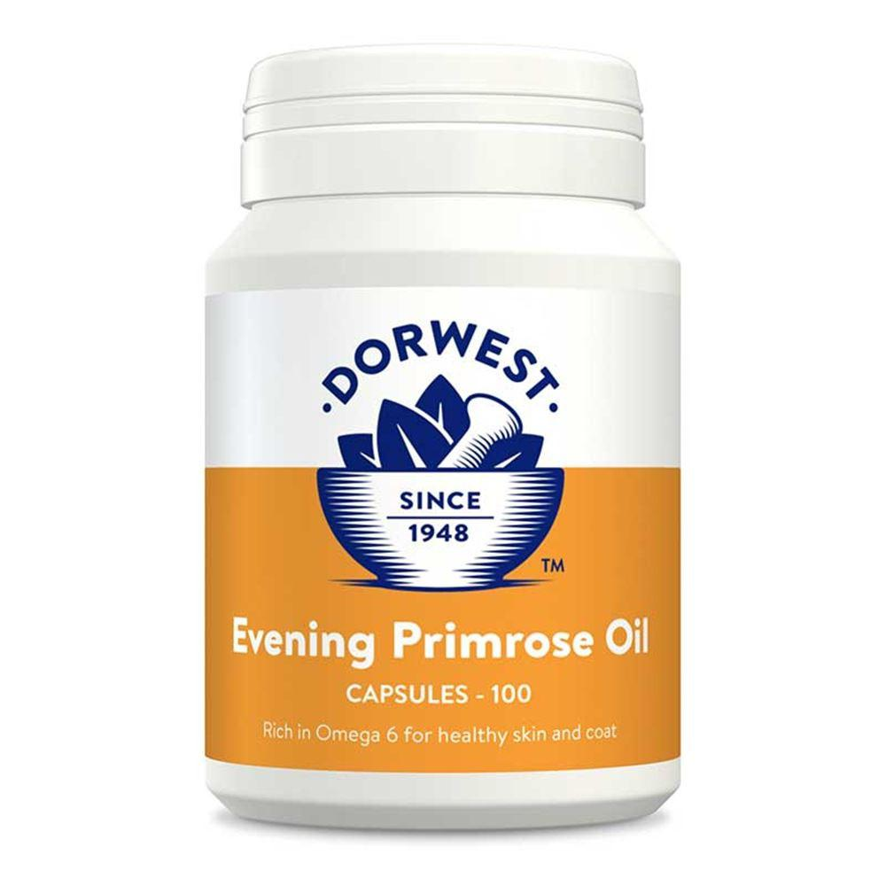 Dorwest Evening Primrose Oil Capsules 100pk