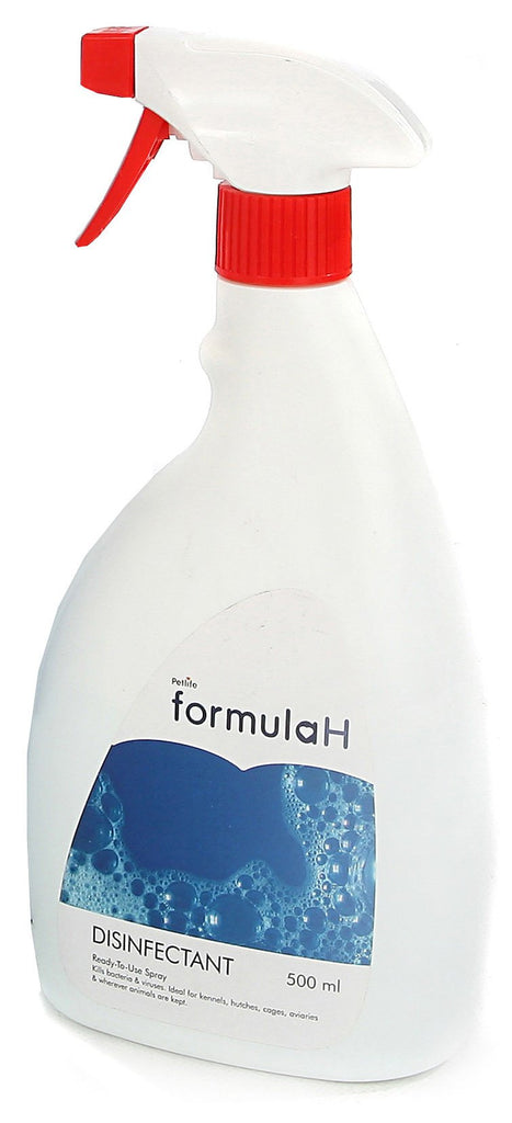 Formula H Cleaning Spray 500ml