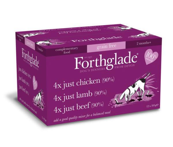 Forthglade JUST GRAIN FREE multipack