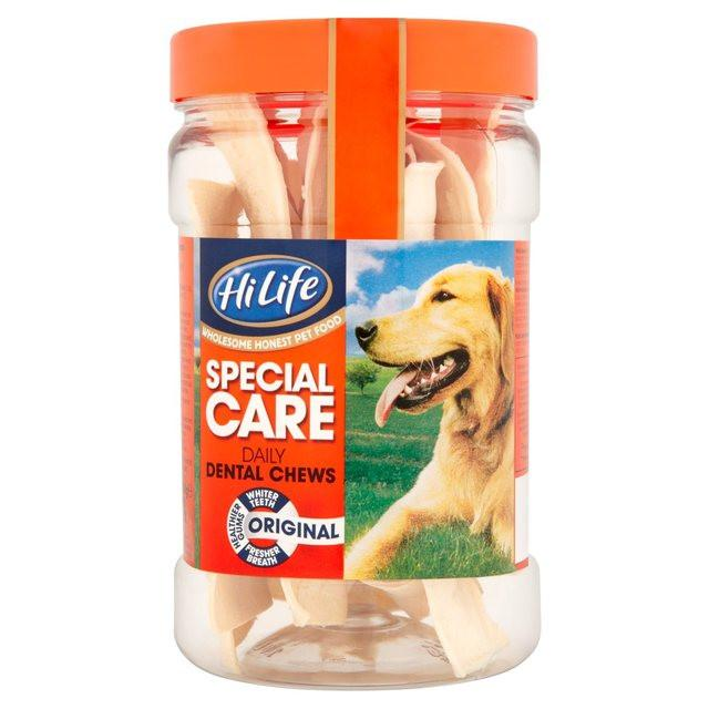 HiLife Special Care Daily Dental Chews 12pk