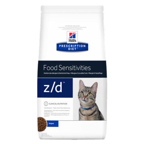 Hills Science Plan Z/D Cat Food 2kg