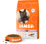 Iams Salmon Cat Food 3kg