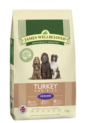 James Wellbeloved Senior Dog Food