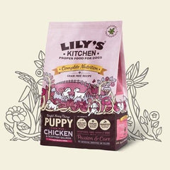 Lilys Kitchen Puppy Dog Food