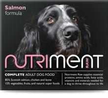 Nutriment Salmon Dog Food