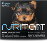 Nutriment Puppy Food
