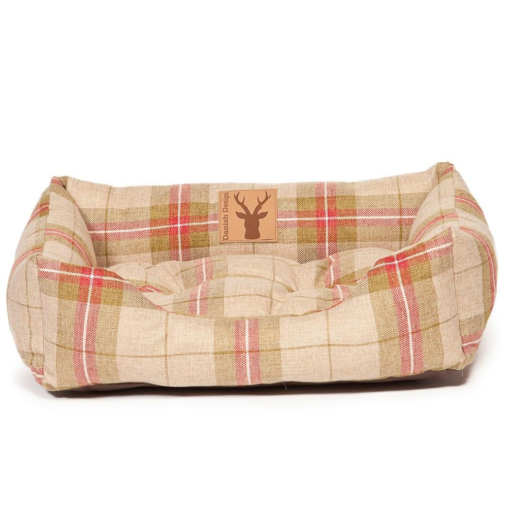 Newton Moss Snuggle Dog Bed