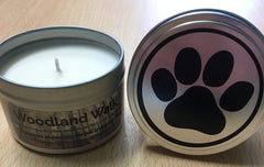 The Classic Candle Odour Neutralising Soy Wax Pet Candle 5oz