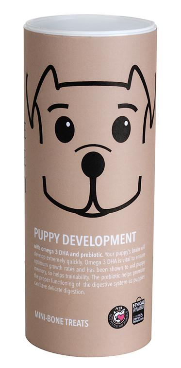 Pooch and Mutt Natural Puppy Treats 125g