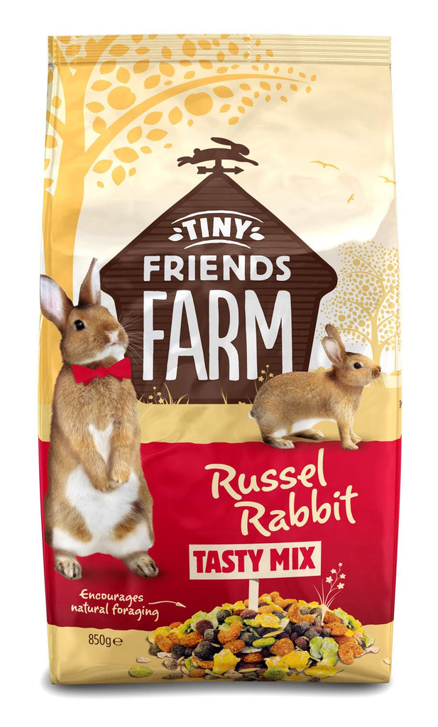 Russel Rabbit Food