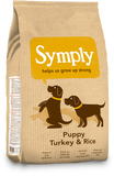 Symply Puppy Turkey and Rice Dog Food