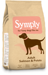 Symply Salmon and Potato Dog Food