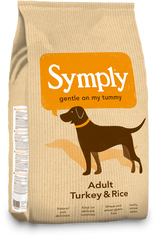 Symply Turkey and Rice Dog Food