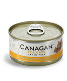 Canagan Wet Cat Food (12 x 75g)