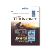 True Instinct - Freeze Dried White Fish with Salmon Cat Treats 40g