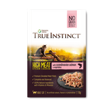 True Instinct - High Meat Fillet Scandinavian Salmon Cat Pouches 8pk