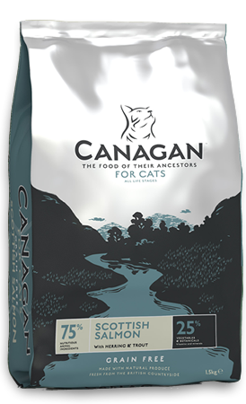 Canagan Scottish Salmon Dry Cat Food