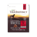 True Instinct Raw Bites - Selected Beef For Dogs 1.2kg