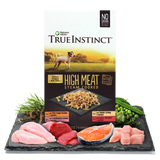 True Instinct High Meat Fillet Wet Pouch Multipack For Small Breed Dogs 150g x 8pk