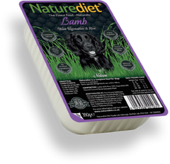 Naturediet Lamb Food 390g