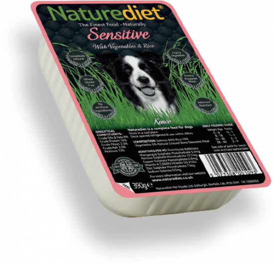 Naturediet Sensitive 390g