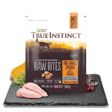 True Instinct Raw Bites- Free Range Chicken For Cats 500g