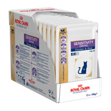 Royal Canin Sensitivity Control Cat Pouches 12 pack