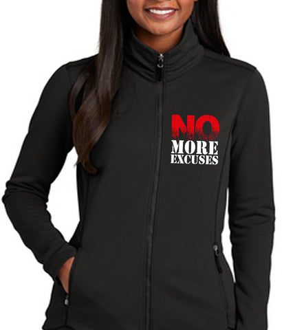No More Excuses Jacket