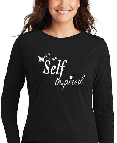Self Inspired Long Sleeve