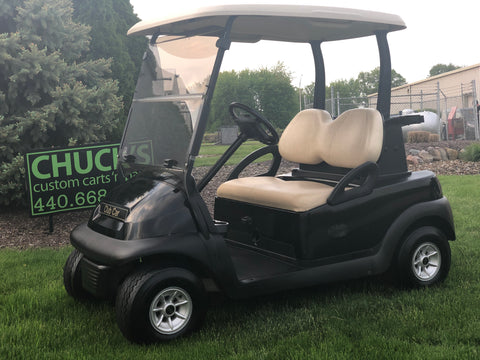2007 Club Car Precedent Two Passenger Electric Golf Cart